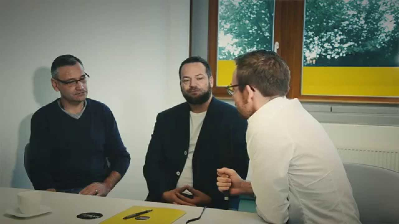 Interview 3Raum Personalmanagement (Teil 1) - YouTube