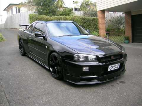GTR R34 VSPEC2