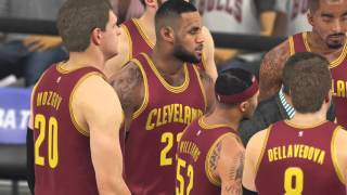 NBA 2K16-Season Mode (Gm 1-Cle @ Chi)