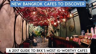 Guide To Bangkok's Most IG-Worthy Cafes