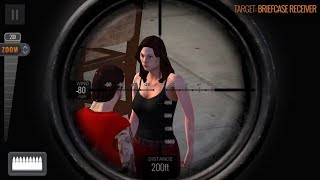 Sniper 3D Assassin:shoot to kill Region 12 (Andy Shores) All Primary Missions 1-40