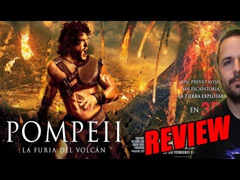 Pompeya (2014) - Crítica - Review de John Doe - Paul Anderson - Pompeii - Harington - Emily Brown