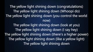 Pharrell Williams Yellow Light Despicable Me 3 Soundtrack Lyrics