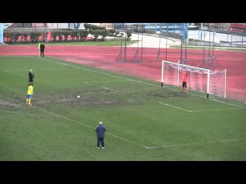 Sestřih utkání Teplice - Inter Zaprešič (23.1.2016)