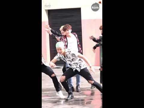 [BANGTAN BOMB] 'FIRE' MV Shooting- 'JK' Follow ver. - BTS (방탄소년단) thumbnail