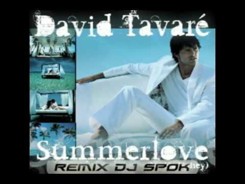 David Tavare - Summer Love (Remix DJ SPOK)