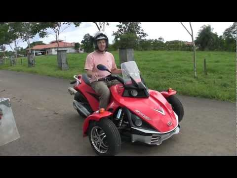 Motorcycle Review: Hofia Sunday 250MB