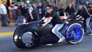 इस Bike को देखकर आपके होश उड़ जायेंगे   4 Modern And Futuristic MotorBikes In The World