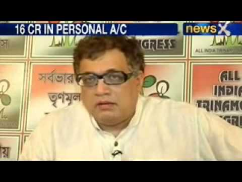 NewsX: Trinamool Congress and CPI(M) tiff over money scam