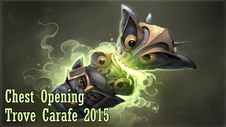Chest Opening: Trove Carafe 2015