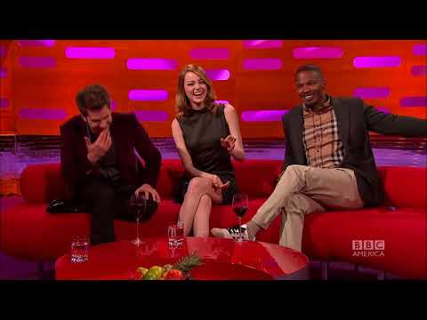 ANDREW GARFIELD's First Love... & the Spice Girls - The Graham Norton Show on BBC America