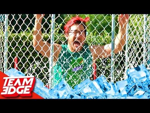 Ice Dunk Tank Challenge!! Ft. Markiplier!