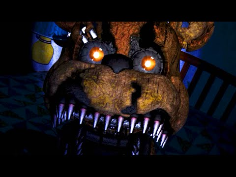 IL PIÙ TERRIFICANTE DI TUTTI! - Five Nights at Freddy's 4