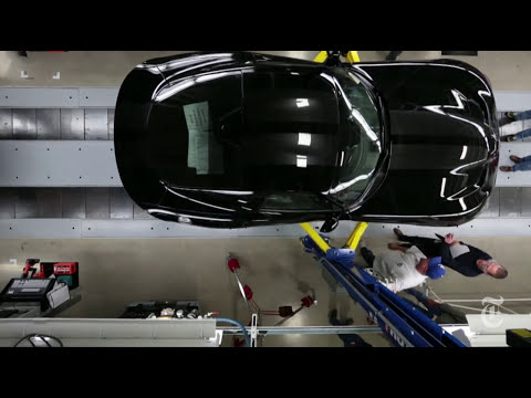A Behind the Scenes Look at Manufacturing a Viper | The New York Times