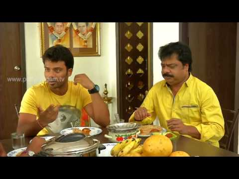 Actor Prithvi in Stars Day Out (05072014) - Part 1