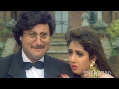 Chaand Ka Tukda - Part 15 Of 16 - Salman Khan - Sri Devi -Superhit...