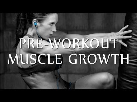 Athletic Mindset Hypnosis 1: Pre-workout Visualisation For Muscle Growth (energy Boost) video