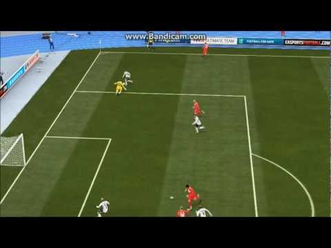 Największe Pudło W Historii Piłki Nożnej (FIFA LOGIC :D)
