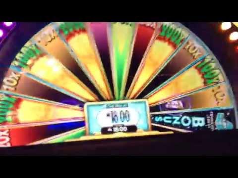WMS Super Monopoly Money Slot Wheel Spin