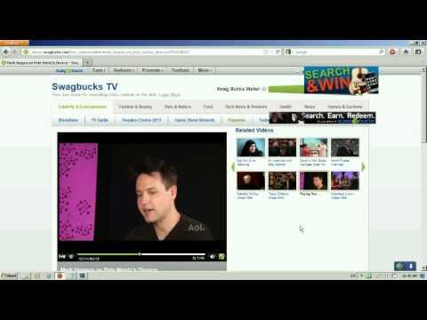 IMPROVED + DOWNLOAD NEW SwagBucks TV Bot Using AutoHotKey script WORKING