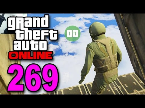 Grand Theft Auto 5 Multiplayer - Part 269 - Flight School! (GTA Online Let's Play)