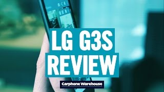 LG G3S review