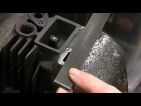 HOMEMADE RADIAL BRIGGS ENGINE (part 6)