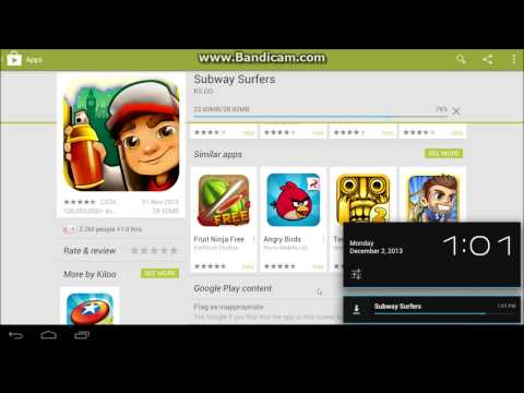 How To Download And Install Subway surfers on PC Free.