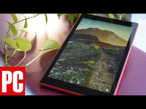 Amazon Fire HD 10 (2017) Review