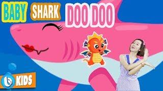 Baby Shark Doo Doo - Nhạc Thiếu Nhi Bé Cá Mập Vui Nhộn
