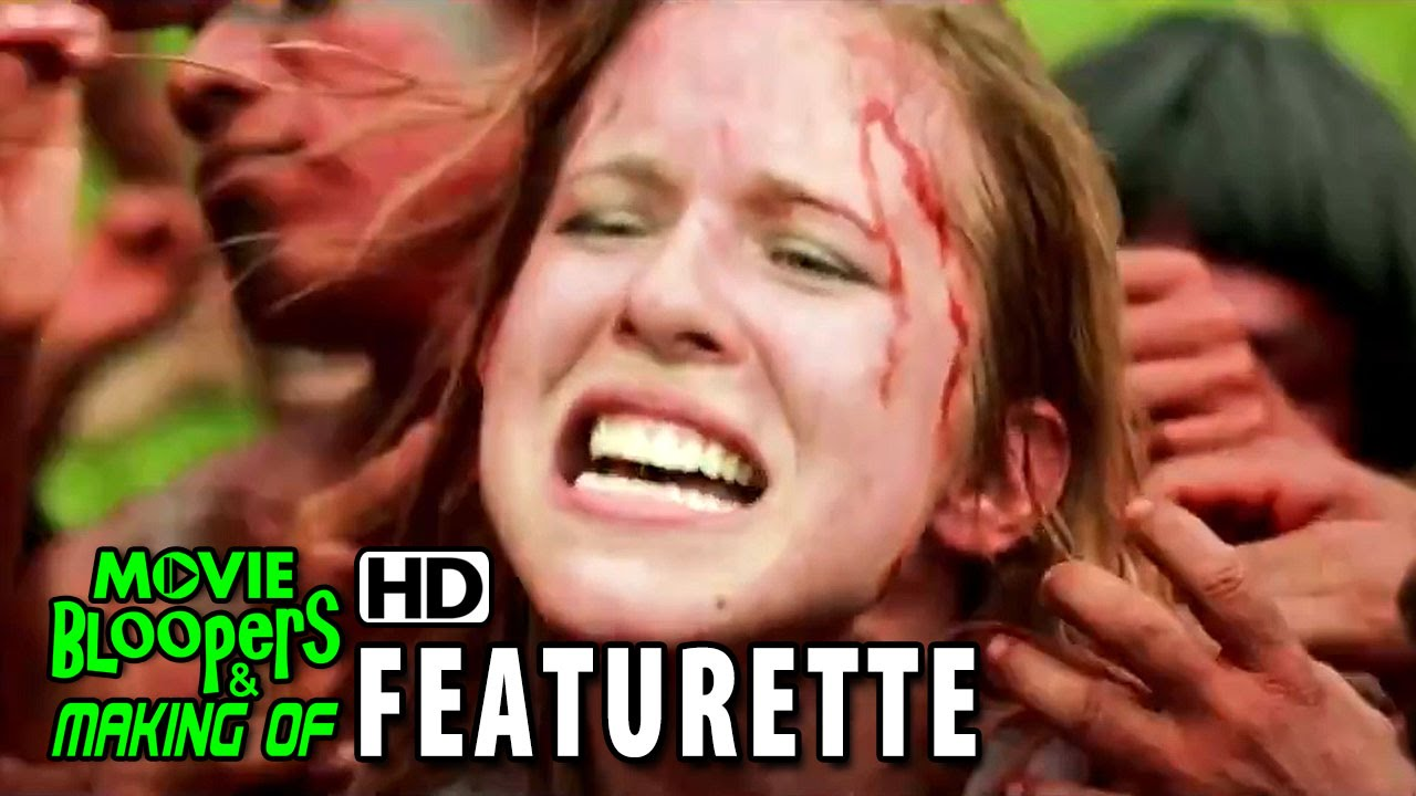 The Green Inferno (2015) Featurette - Amazon