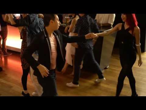 Zouk SEA 2016 Social Dances  Jaxen and Friend TBT ~ video by Zouk Soul
