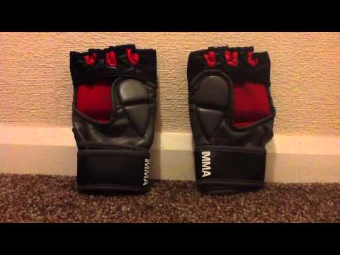Everlast grappling training gloves MMA Image 1