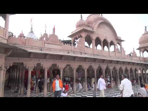 Vrindavan Darshan  Part 9 - Barsana video