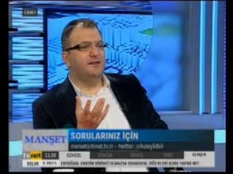 TVNET MANŞET ALİ DEĞERMENCİ KONUK CEM KÜÇÜK RASİM OZAN KÜTAHYALI 06.03.2014 CEMAAT ISTIHBARAT BOLUMU