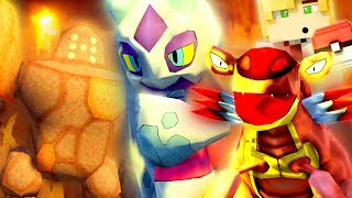Pixelmon Battle Tower - ROCK TO THE TOP! - Episode 9 - Minecraft Roleplay w/L8Games!
