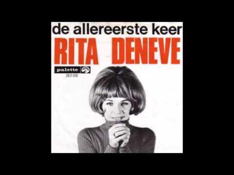 1971 RITA DENEVE de allereerste keer