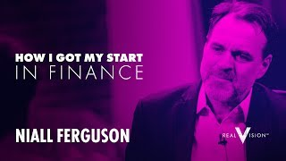 Using a Historical Lens to View Finance (w/ Niall Ferguson)
