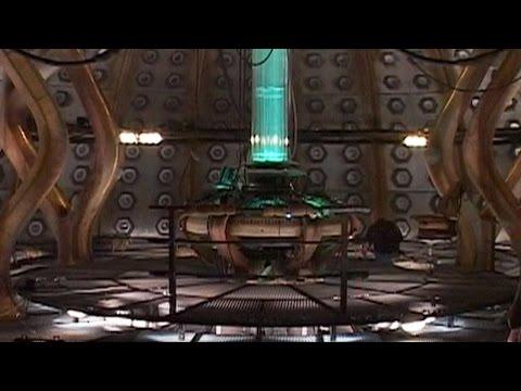 Designing the TARDIS - Doctor Who: Series 1 DVD