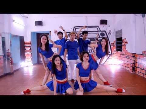 Shakira - La La La ( Rehearsal) | Winston World Cup 2014 || HeyStep Dance Group