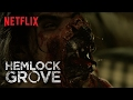 "Hemlock Grove ""The Monster is Within"" Transformation - Netflix (HD)"