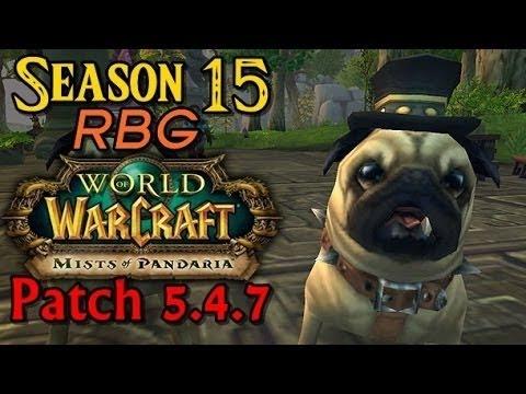 [HD002] WoW Gameplay commenté RBG druide équilibre 1k9 MMR (FR)
