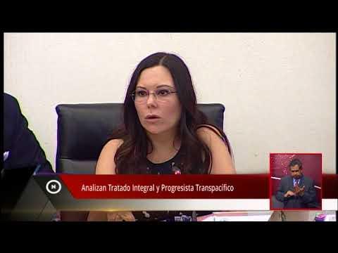 Analizan Tratado Integral y Progresista Transpacífico