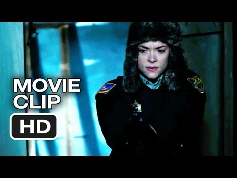 Silent Night Movie CLIP - Crime Scene (2012) -   Santa Claus Horror Movie HD