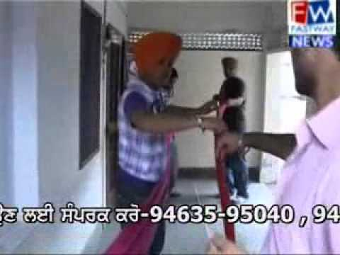 Ferozpuria Dastar Academy Bathinda (Punjab) Tying Turban Manjeet...
