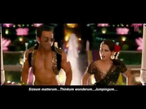 AYYA HINDI SONG...Dreamum Wakeupum  Official Video Song with lyrics Aiyyaa Hindi Movie - YouTube.flv