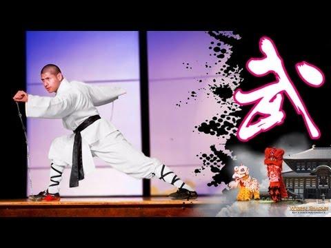 Beverly Hills Hawthorne Elementary School Wushu Shaolin Kung Fu Showcase 2013