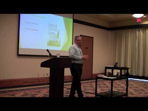 Chronic Stage of Lyme Disease - Dr Kevin Conners
