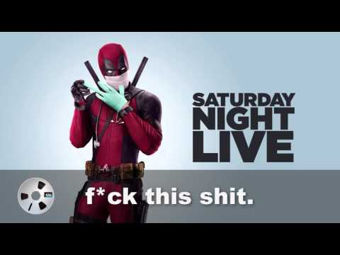 Why Deadpool won't be hosting SNL