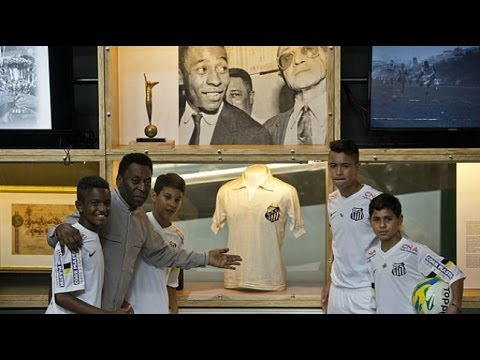 Brazil's Popular Football Museum In Sao Paulo | WorldCup2014